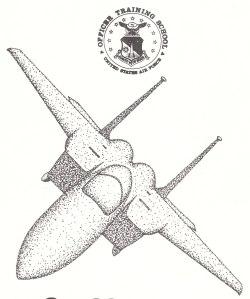The Trailblazer F-15 Cover Art #2 (1981)