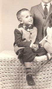 Early Years #7 (About 1961) - Mark D. Jones