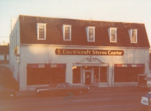 Electricraft Stereo Centers, Inc. (1978) by Mark D. Jones