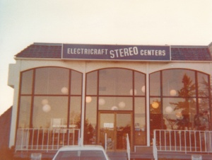 Electricraft Stereo Centers, Inc. #4 (1978) by Mark D. Jones