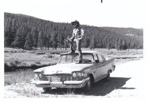 Photo Op #1 (1978) by Mark D. Jones