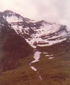 Glacier National Park #3 (1978)