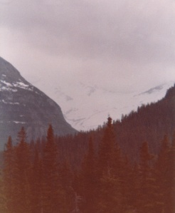 Glacier National Park #4 (1978)