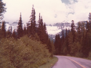 Glacier National Park #7 (1978)