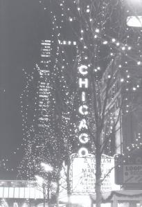 Christmas in Chicago #1 (1979) by Mark D. Jones