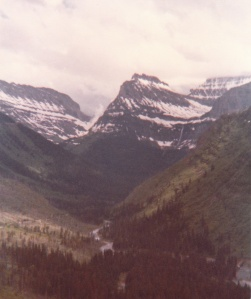 Glacier National Park #2 (1978)