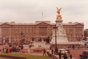 Buckingham Palace (1979) by Mark D. Jones