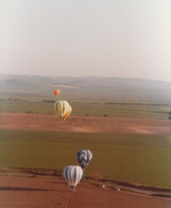 Balloons In Flight #6 (1978)