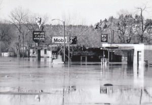 Flood (1978) by Mark D. Jones