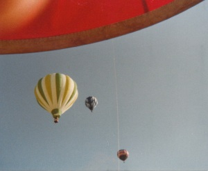 Balloons In Flight #1 (1978)