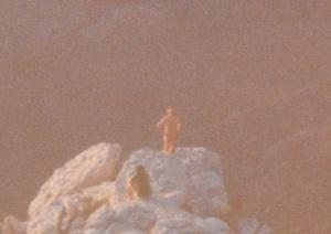 Mark in the Grand Canyon #2 (1978) - Mark D. Jones