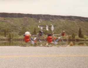 Scenic Utah (1977) (Unfocused) by Mark D. Jones