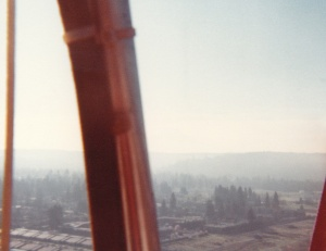Balloons In Flight #19 (1978) by Mark D. Jones