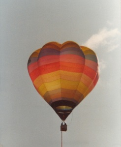 Balloons In Flight #12 (1978)