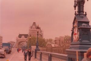 Tower Bridge #1 (1979) by Mark D. Jones