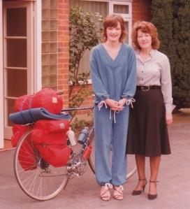 Jackie and Marny #2 (1979) by Mark D. Jones