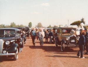 Walla Walla Balloon Stampede Antique Car Show (1978)