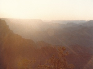 Grand Canyon #14 (1978)