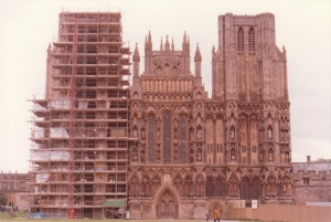 Wells Cathedral #2 (1979) by Mark D. Jones