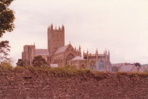 Wells Cathedral #1 (1979) by Mark D. Jones