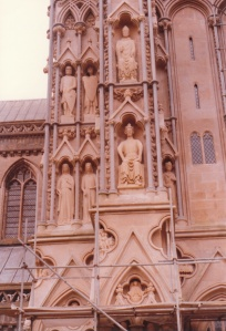 Wells Cathedral #3 (1979) by Mark D. Jones