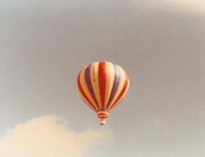 Balloons In Flight #9 (1978)