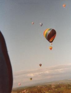 Balloons In Flight #2 (1978)