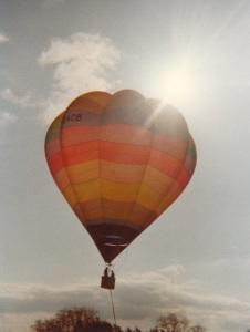 Balloons In Flight #13 (1978)