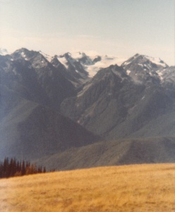 Hurricane Ridge #1 (1978) by Mark D. Jones