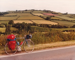 My Bike in the English Countryside (1979)