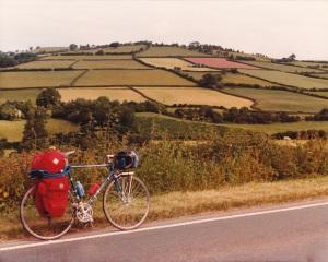 My Bike in the English Countryside (1979)