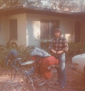 Mark in Tallahassee, FL (Dec 1976) - Mark D. Jones