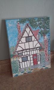 'Gatekeeper's Cottage' #2 by Mark D. Jones