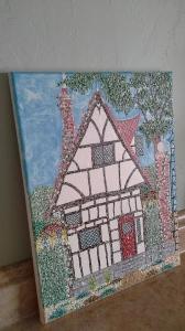 'Gatekeeper's Cottage' #7 by Mark D. Jones