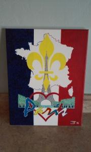 'Paris' (2016) by Mark D. Jones