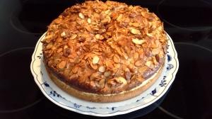Bienenstich Kuchen (Bee Sting Cake)