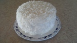 3-Layer Coconut Cake