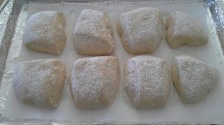 Chewy Italian Rolls - Batch 1