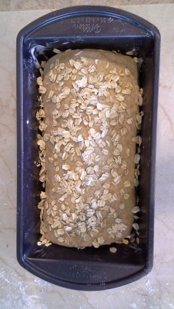 Whole Wheat, Brown Sugar & Oats Bread