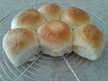 Old Fashioned Pull Apart Buns