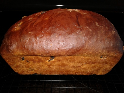 Panettone Loaf Bread