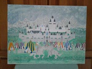 'A Medieval Fair' (18