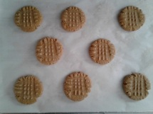 Smooth Peanut Butter Cookies